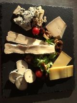 <h5>Ardoise de fromages</h5>