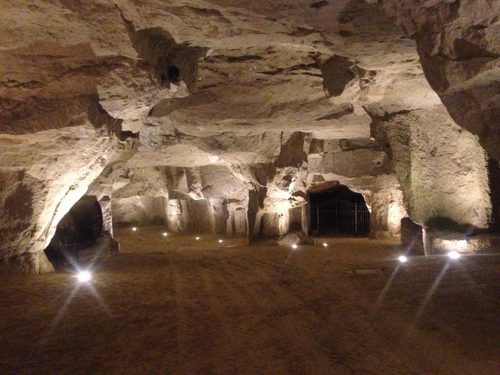 oenotourisme chinon cave marçay