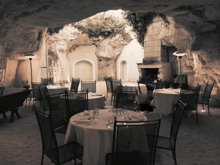 Oenotourisme à Chinon cave